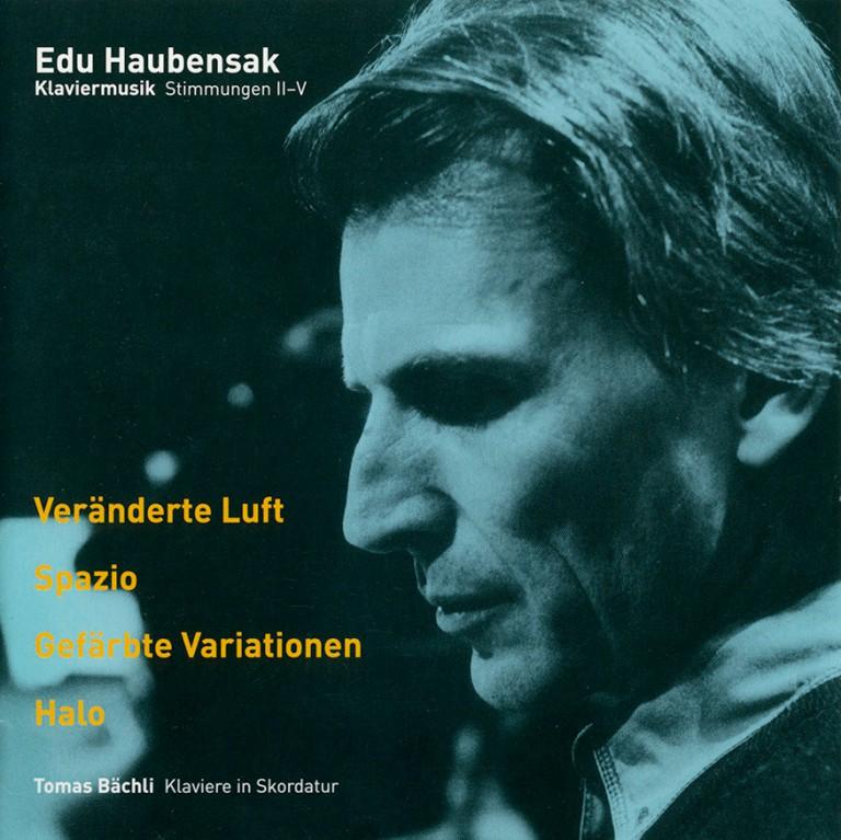 Edu Haubensak CD